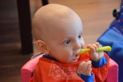 elastyczna łyżeczka BabyOno